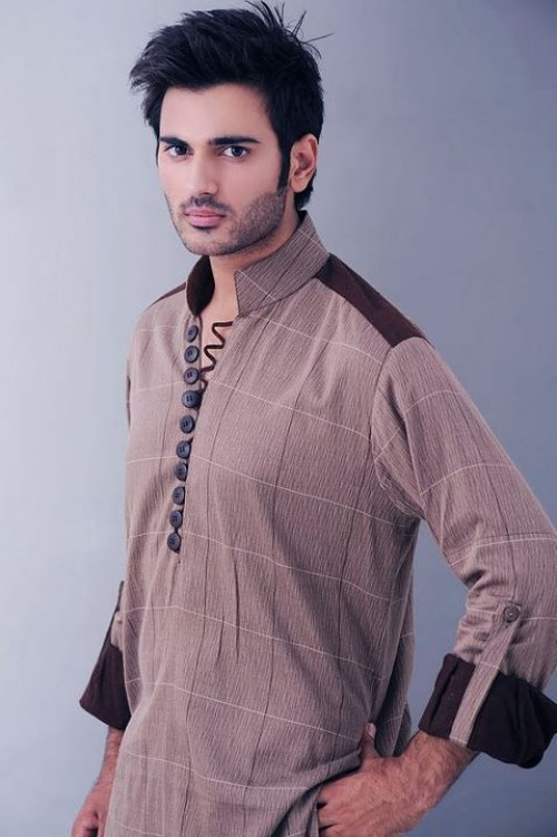 Mehndi For Gents : Latest men mehndi dresses kurta shalwar collection