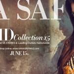 Sana Safinaz Best Eid Dresses Collection 2015 for Women