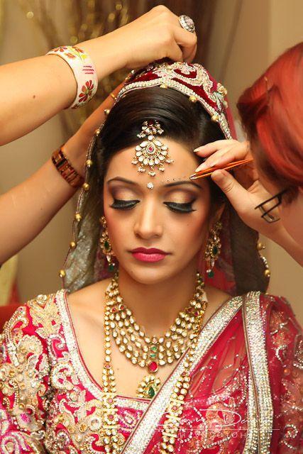 indian bridal makeup looks (2)