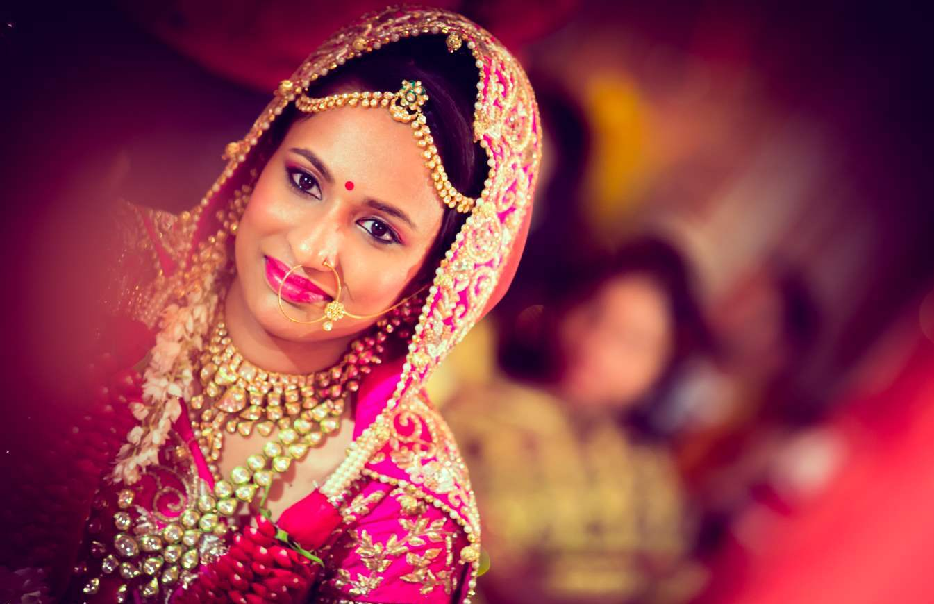 Mehndi Bride Makeup : Best indian bridal makeup step by tutorial with pictures