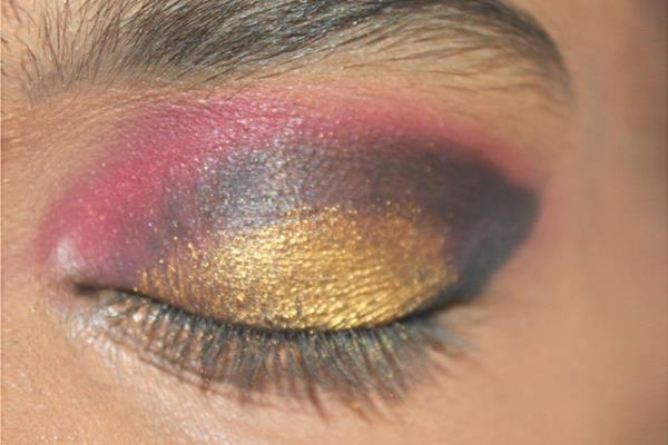 indian bridal makeup tutorial (6)