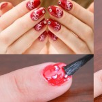 How to Make Rhinestone Nail Art Step by Step Tutorial Guide