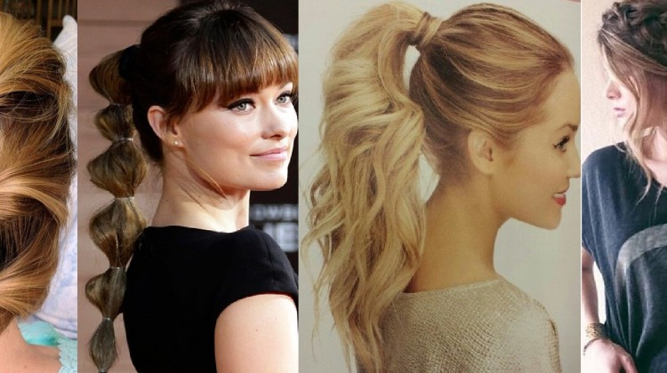 Best Ponytail hairstyles for women for all hair types( long, short, medium)