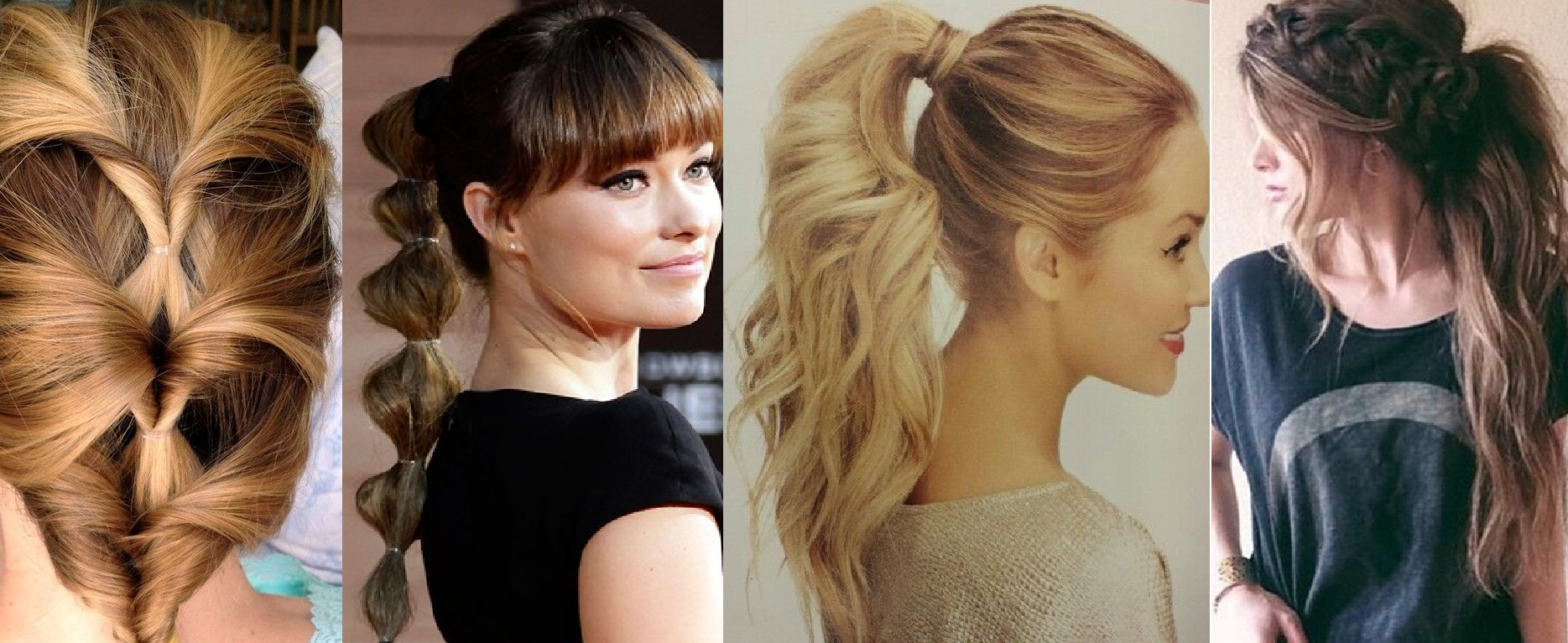 Best Styles For Long Hair: Best Ponytail Hairstyles For Long, Medium & Short Hairs