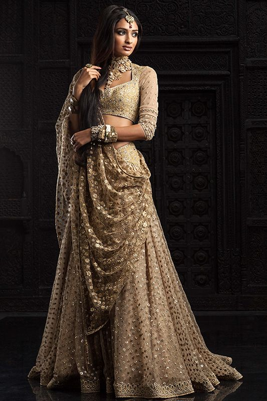 Latest Indian Bridal Lehenga Designs Trends For Bridals 2015 2016 Collection 4