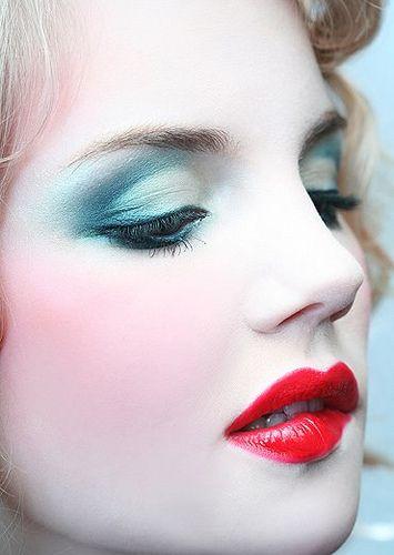 gorgeous pastel makeup looks (2)