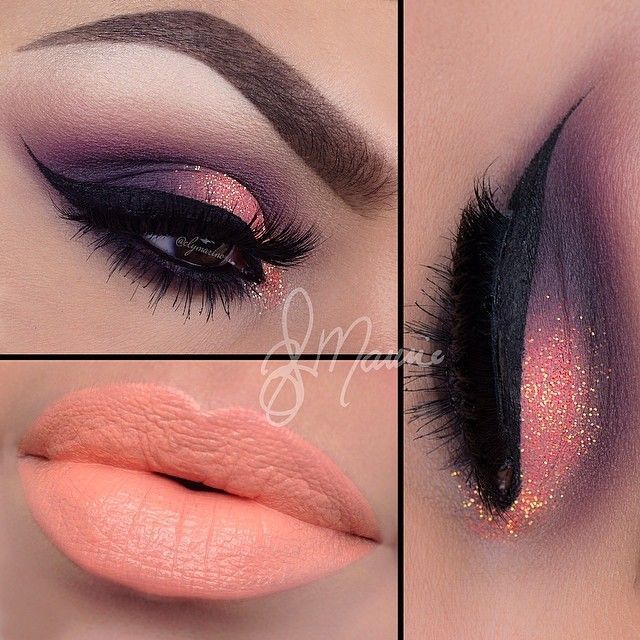 how to create pastel eyes & lips (1)