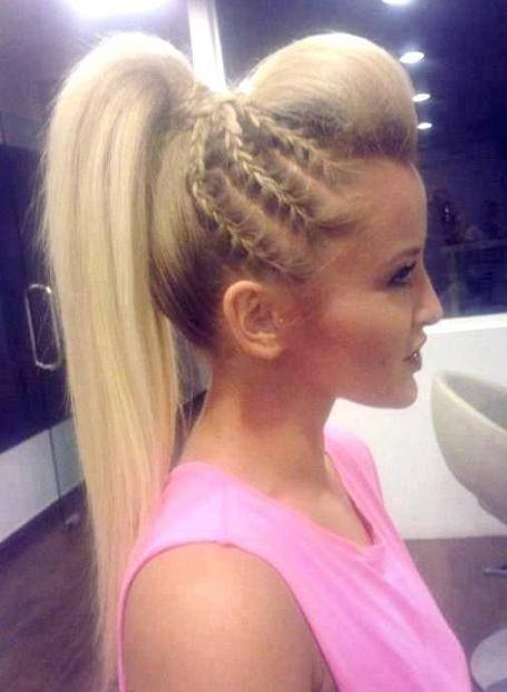 latest ponytail hairstyles for long hairs (9)