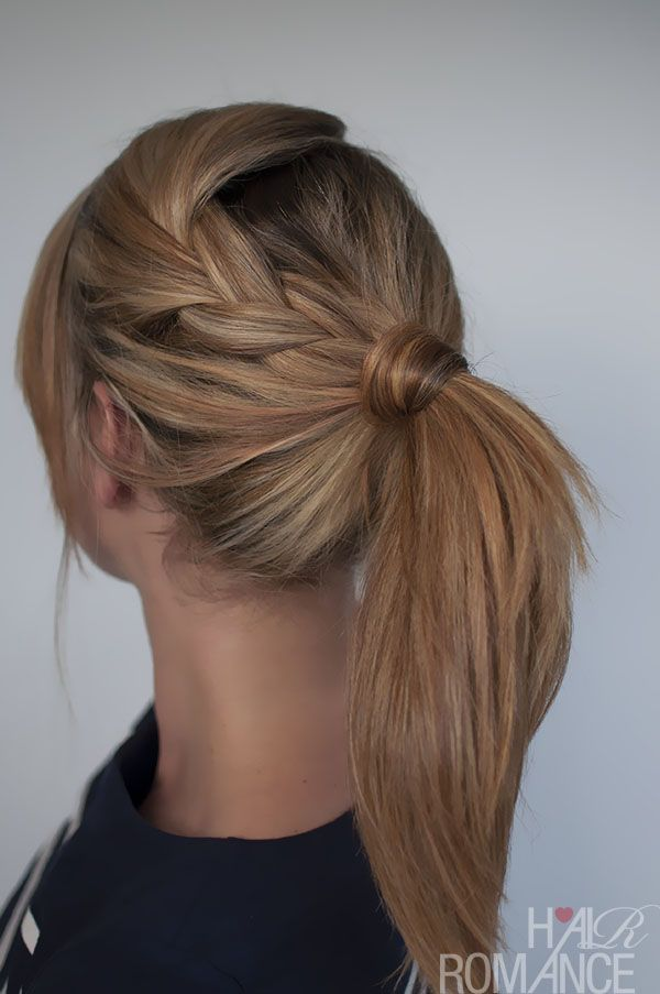 Ladies Best Ponytail Hairstyles 2018 19 For Long Medium