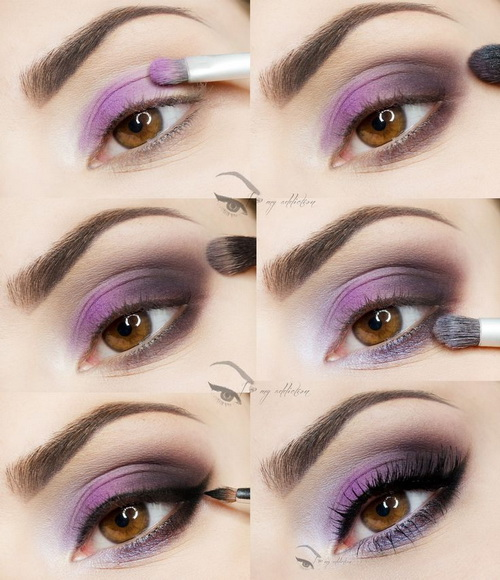 step by step pastel makeup for eyes (6)