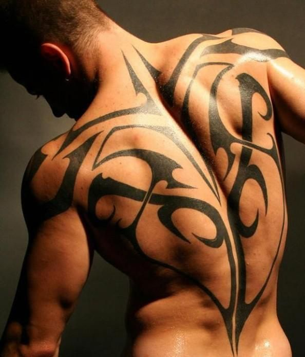 Back Tattoo Ideas