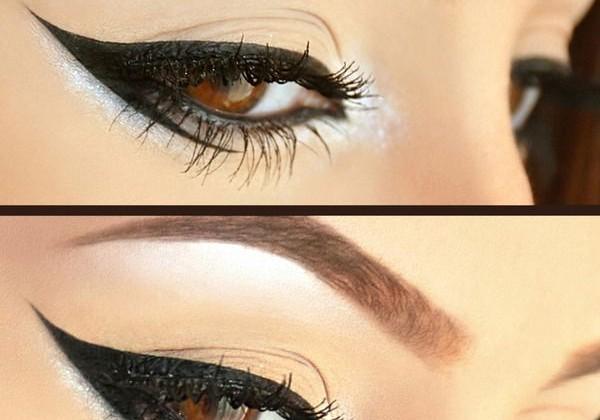 Best Eyeliner Styles & Looks (6)