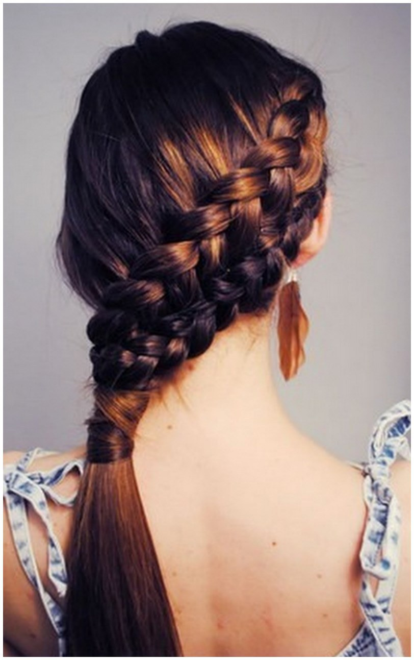 Braided Hairstyles for Long Hairs (3)