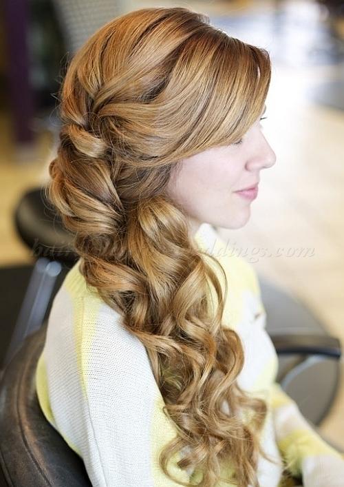 Half up half down long hairstyle (3)
