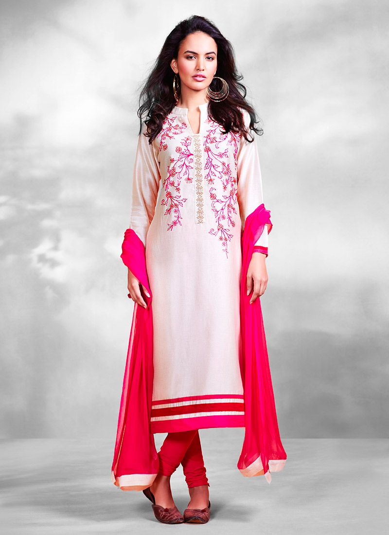 Indian Party Wears Salwar Kameez Collection 2015-2016 (20)