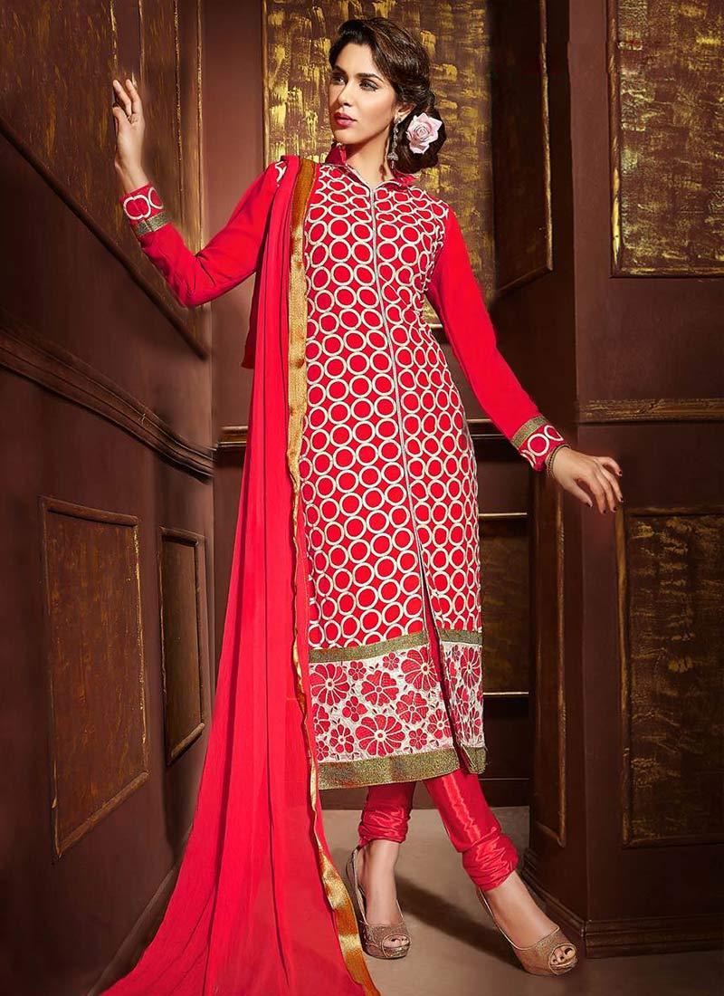 Indian Party Wears Salwar Kameez Collection 2015-2016 (25)