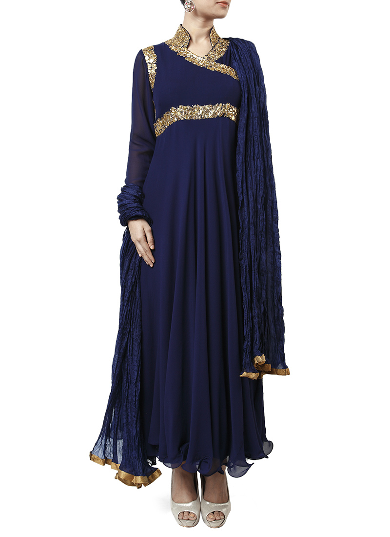 Indian Party Wears Salwar Kameez Collection 2015-2016 (28)
