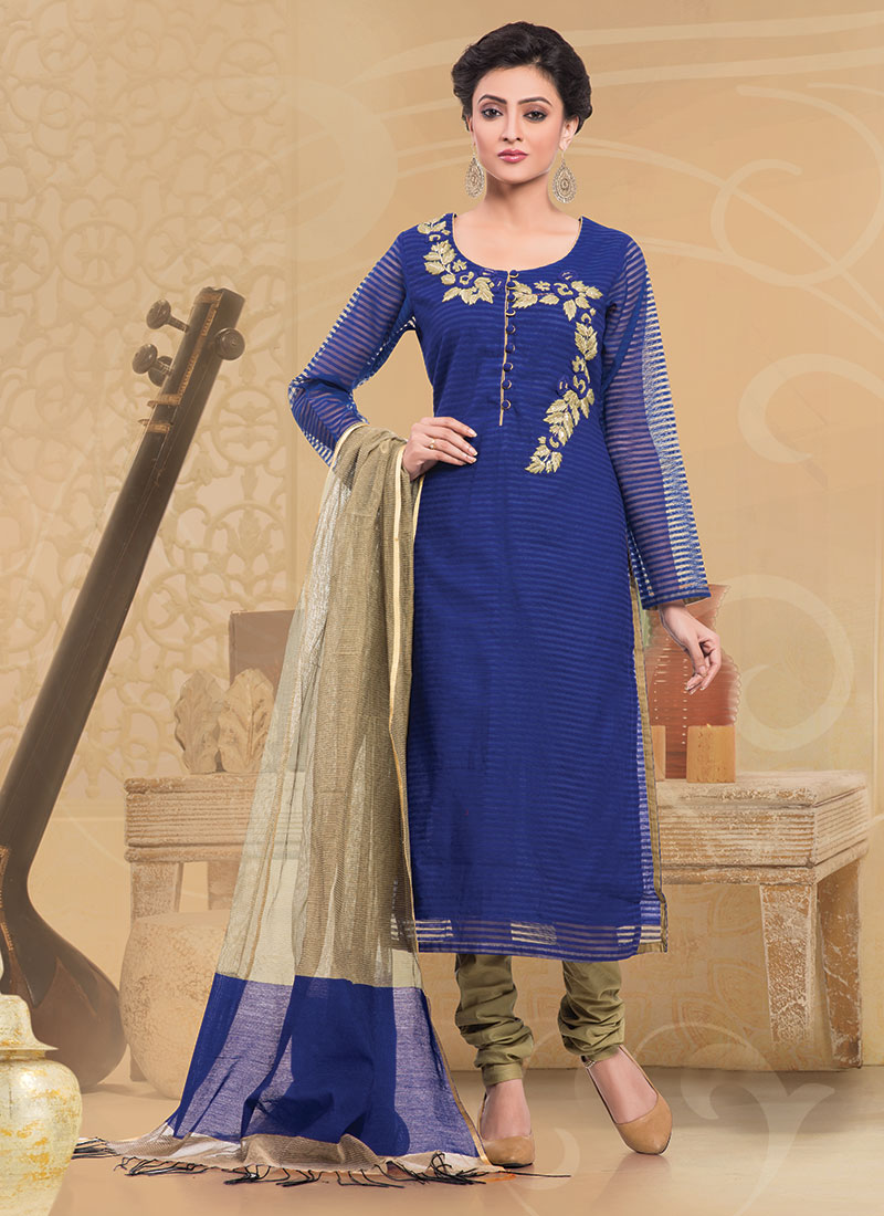 Indian Party Wears Salwar Kameez Collection 2015-2016 (5)