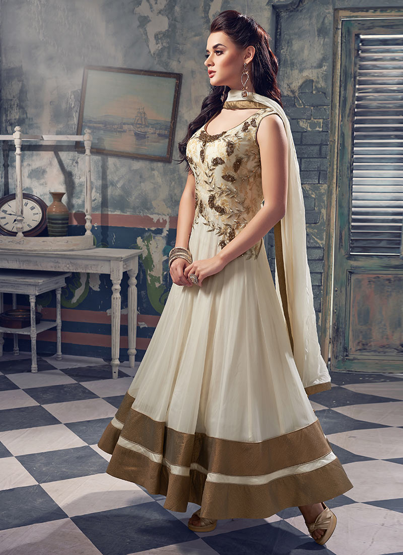 Indian Party Wears Salwar Kameez Collection 2015-2016 (7)