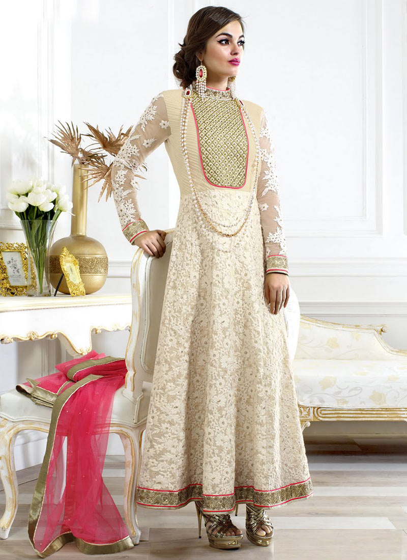 Indian Party Wears Salwar Kameez Collection 2015-2016 (9)