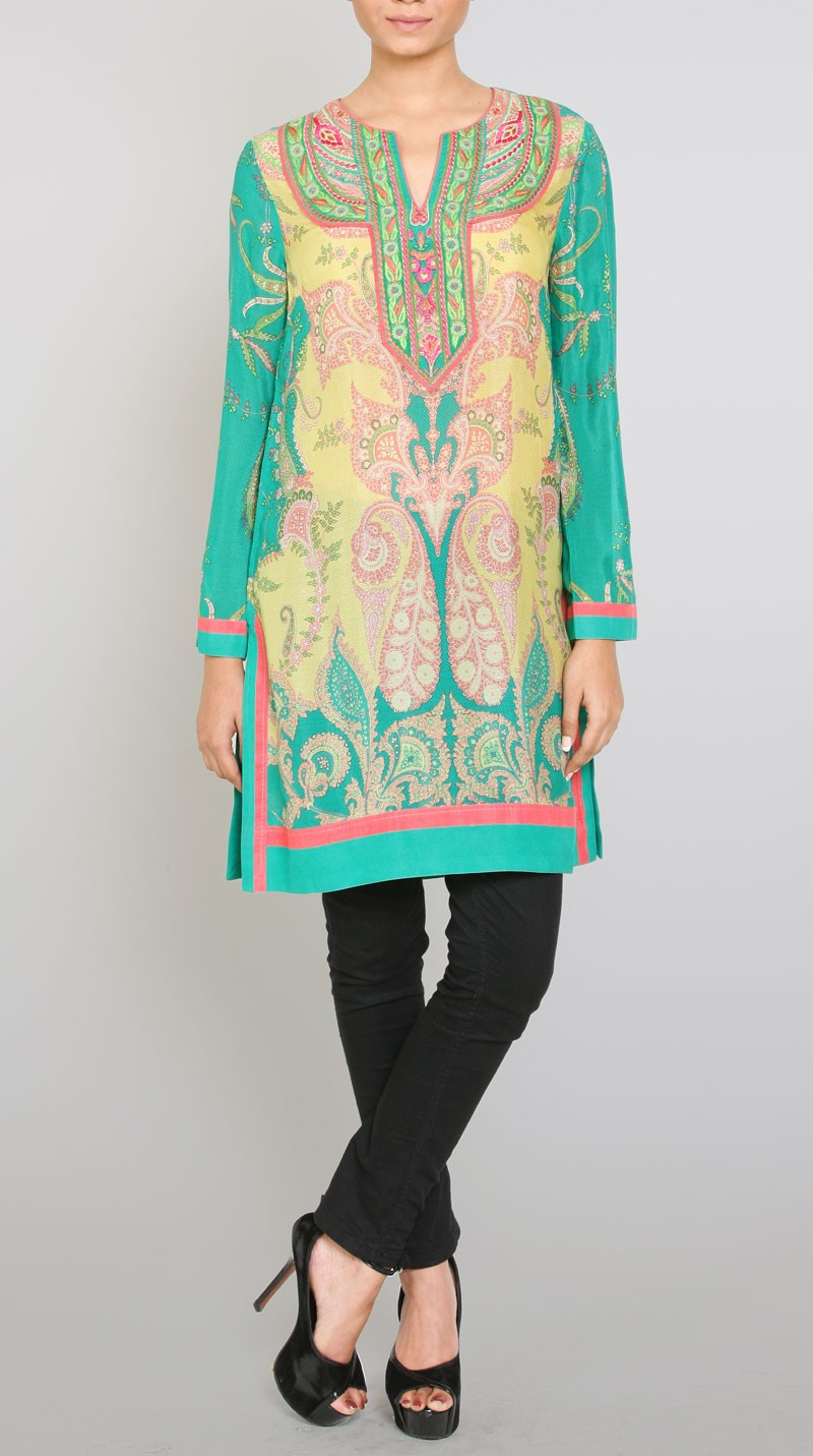 Latest tunics collection in india