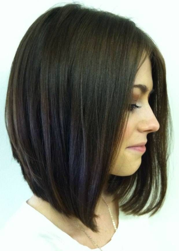 Latest Bob Hairstyles for Long & Short Hairs 2015-2016 (8)
