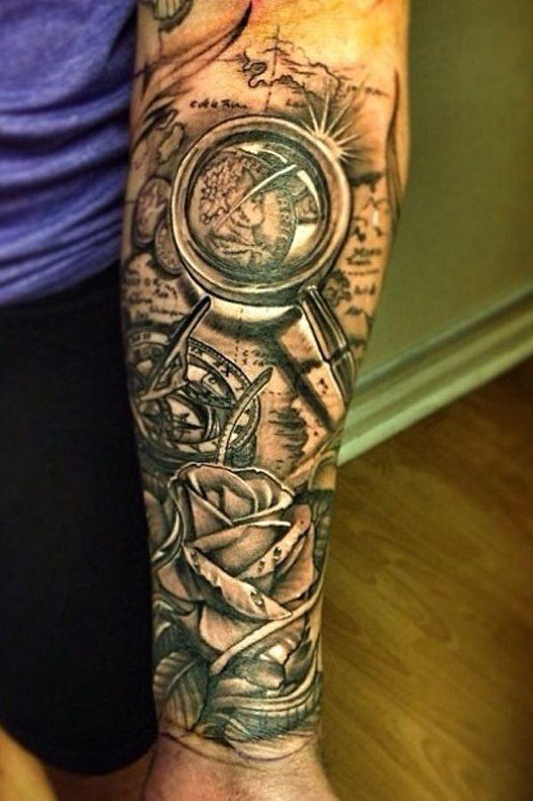 namen tattoo unterarm vorlagen