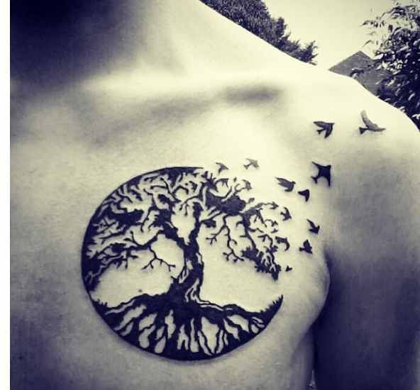 Top & Latest Men Tattoo Ideas & Trends 2019 Collection
