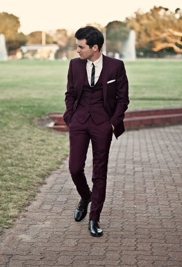 Latest Men Wedding Suits & Dresses Collection 2017-2018 Trends