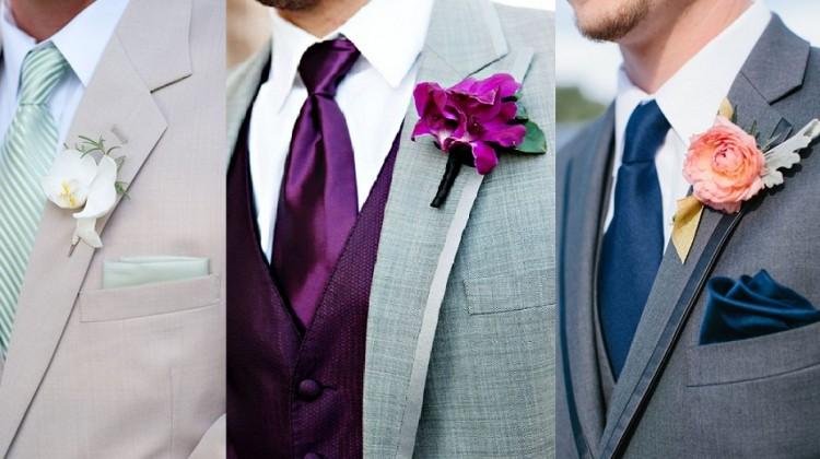 Latest Men Wedding Suits & Dresses Collection 2015-2016