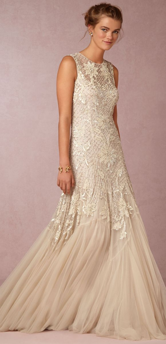 Latest Western Wedding Dresses & Gowns Collection 2015-2016 (4)