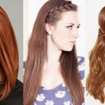 Ladies Best Winter Fall Long Hairstyles Trends 2017-2018