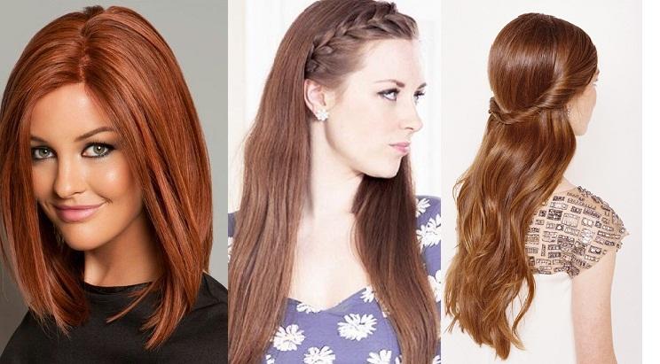 Astounding Ladies Winter Fall Long Hairstyles Trends 2016 2017 Short Hairstyles Gunalazisus
