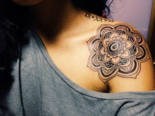 Latest Women Tattoo Design Ideas & Trends 2015-2016 (19)