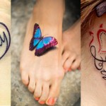Latest Ladies Tattoos Design Ideas & Trends 2017-2018 Collection