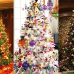 Top 10 Best Christmas Tree Decorating Ideas 2017-2018 Trends