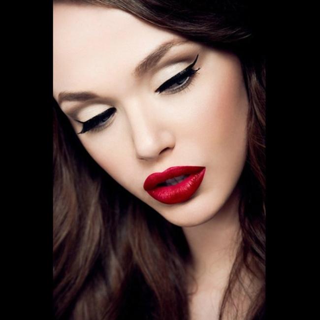 bold lips looks (2)