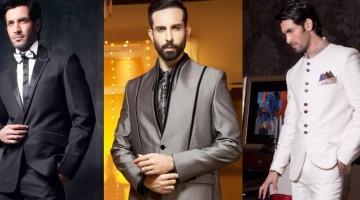 Eden Robe Men formal pant coat suits collection 2015-2016 (29)