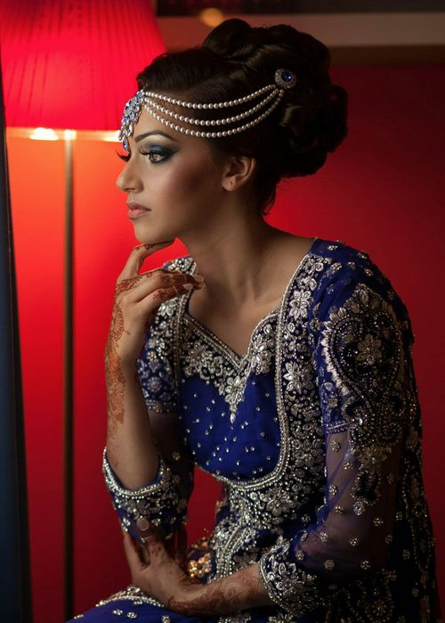 Fine Indian Wedding Hairstyle Trends 2016 2017 For Bridals Hairstyles For Women Draintrainus