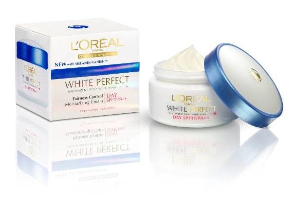 L'Oreal white perfect