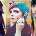 Latest Emo Girl Hairstyle Trends & Fashion Looks 2017-2018