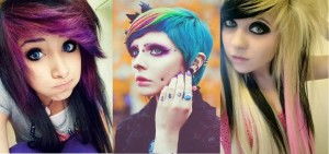 Latest Emo Hairstyle Trends & Haircuts Collection 2015-2016