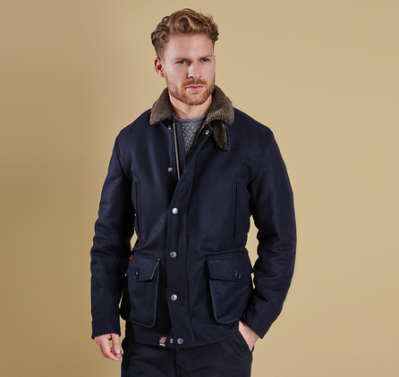 barbour arden Jacket