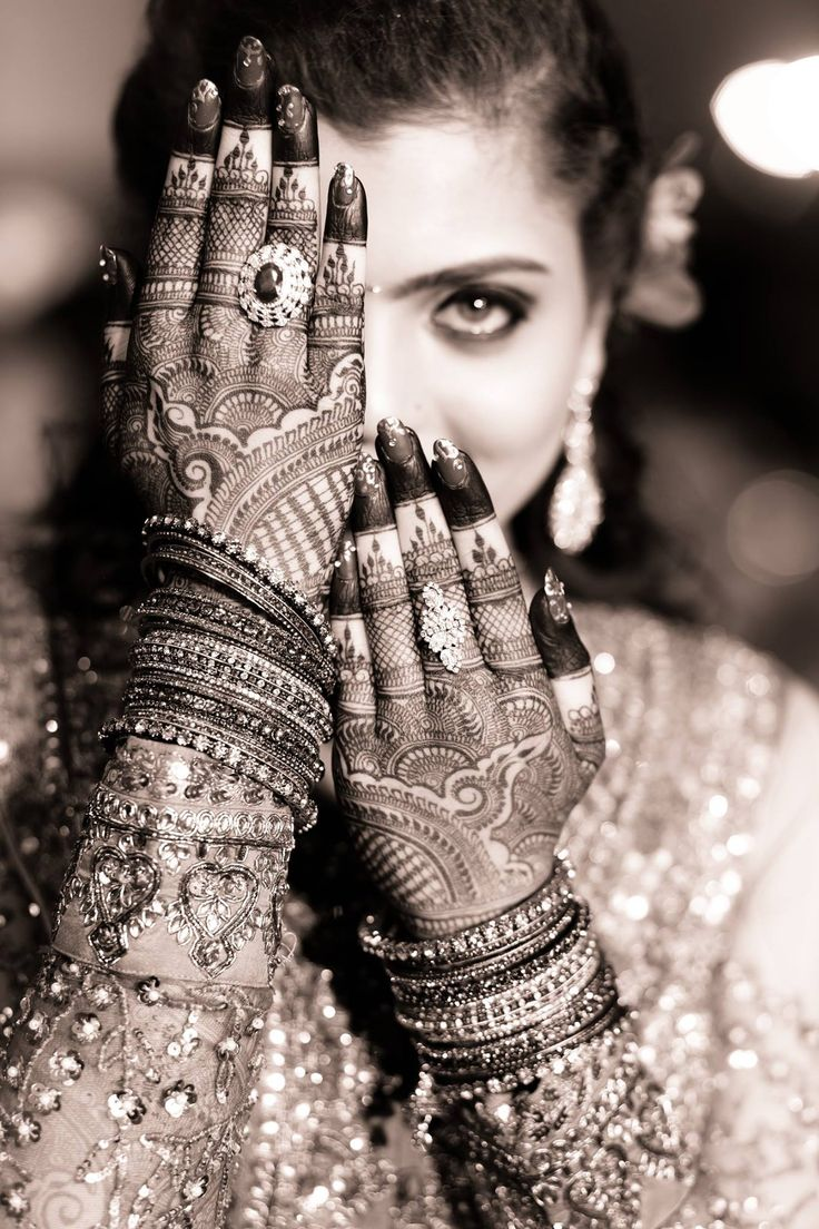 Bridal Mehndi Designs Collection 2016-2017 for Wedding Brides (1)