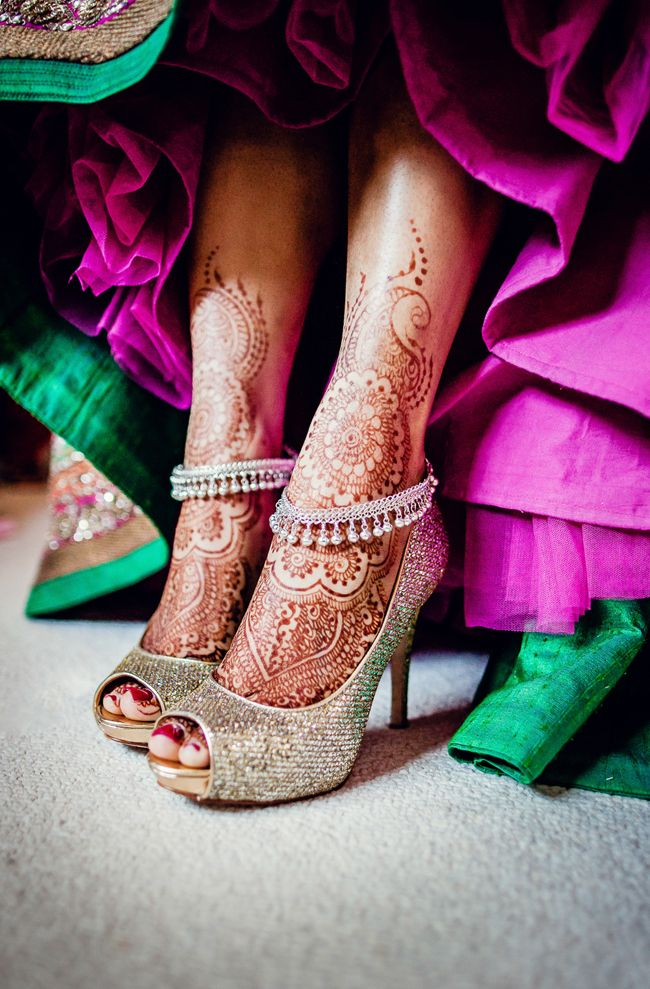 Bridal Mehndi Designs Collection 2016-2017 for Wedding Brides (7)