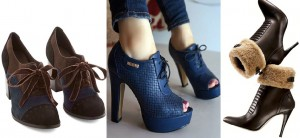 Ladies Fall Winter Boots & Shoes Fashion & Trends