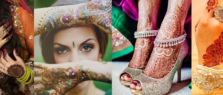 New Trends of Bridal Mehndi Designs Collection 2016-2017 for Wedding Brides
