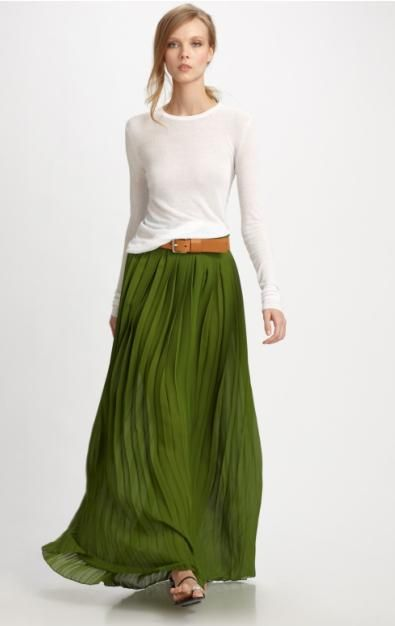 Trend of Skirt maxi Dresses (13)