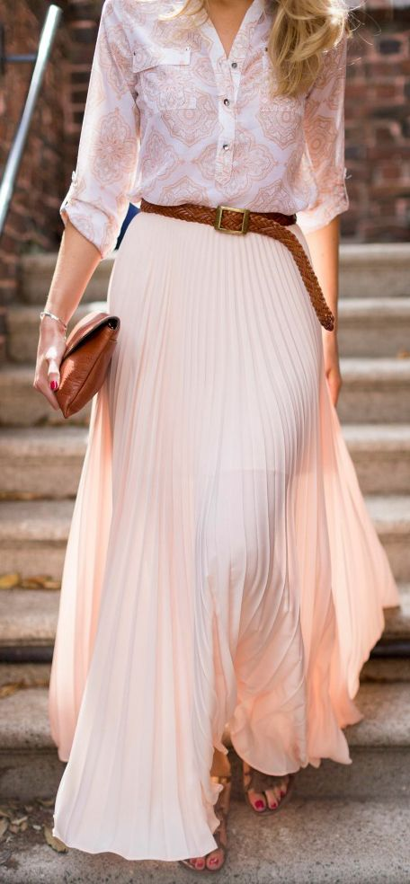 Trend of Skirt maxi Dresses (15)