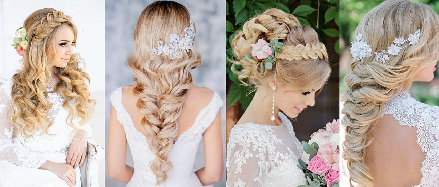Phenomenal Braid Hairstyle For Bride Braids Short Hairstyles Gunalazisus